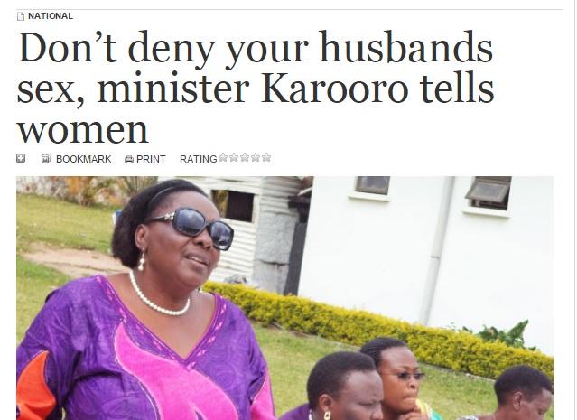 Karooro Okurut